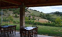 Panorama ristorante Il Casolare